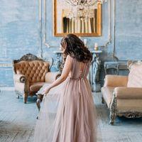 """Свадебное платье """"Пленительный гиацинт"""""""