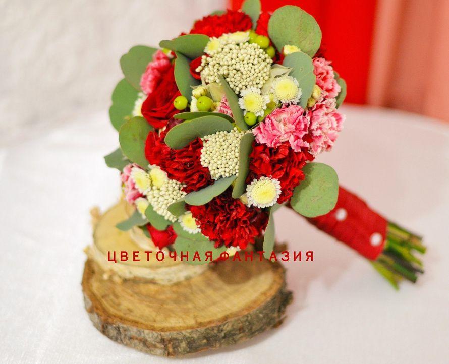 Фото 6818700 в коллекции Букет невесты - Цветочная Фантазия - Цветы и Декор