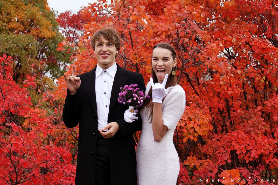 Фото 5055669 в коллекции Яркая осень - Фотограф Nessi Novaya