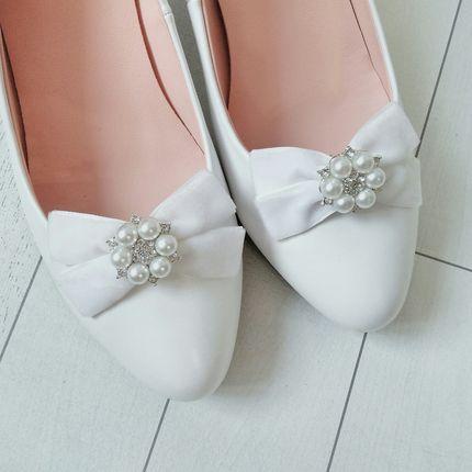 """Туфли """"Velvet bows"""""""
