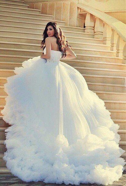 Пошив свадебного платья Мечты