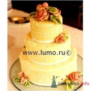 Фото 29591 в коллекции торты