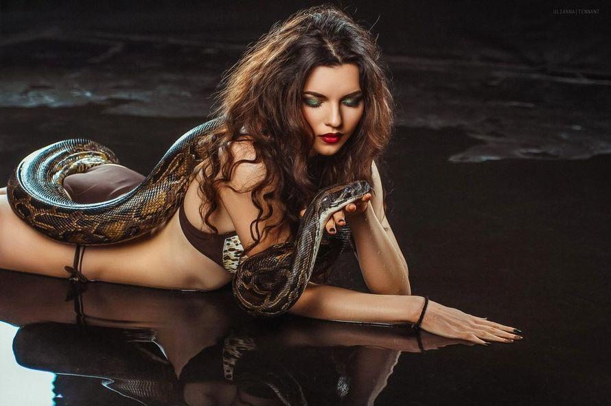 Фотосессии со змеями работа в чат рулетке для девушек