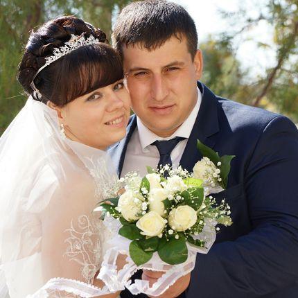 Монтаж свадебного видеоклипа до 10мин