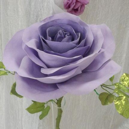 Большой цветок для фото