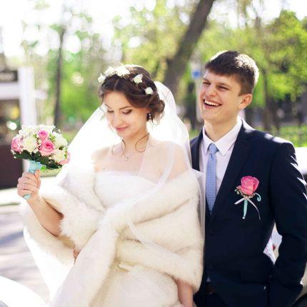 Свадебный, вечерний макияж и прически