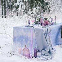 """Свадебный проект """"Любовь в отражении зимы"""" Фото: А. Кочнева"""