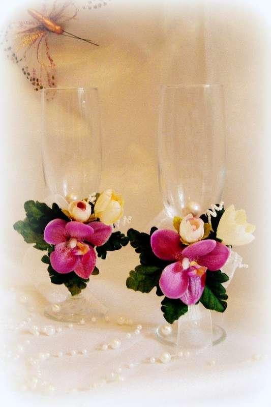 Фото 5134109 в коллекции Свадебные аксессуары - Vesta Deluxe - оформление свадеб