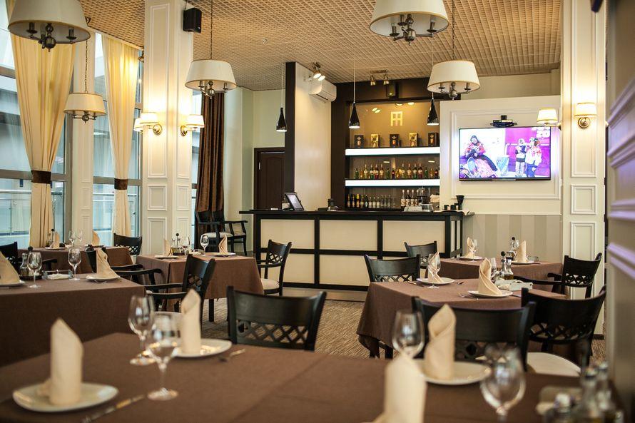Фото 5136389 в коллекции Ресторан Веранда - Триумф Отель