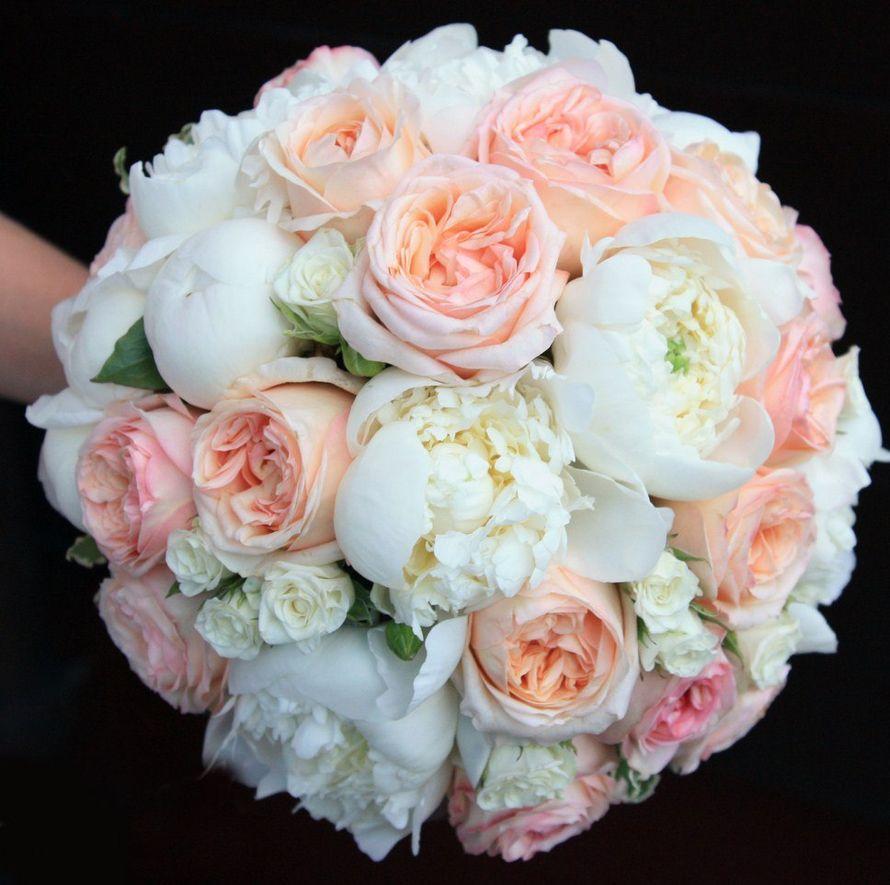 Фото 5149963 в коллекции Букет невесты - Love Story agenstvo - оформление