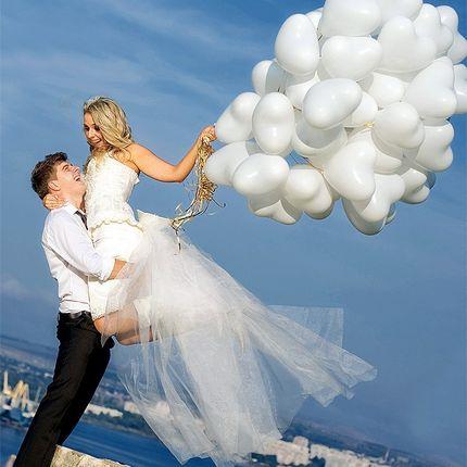 Свадебные шарики