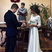 """Свадебное платье """"Розали"""""""