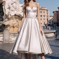 Бьорк (RL) Бельевой стиль и одна из самых актуальных форм юбки.  В этом свадебном платье невозможно остаться без внимания. Очень удачная модель, которая не потеряет своей актуальности в моде еще долгое время. Такое платье, несомненно, можно одеть на любой