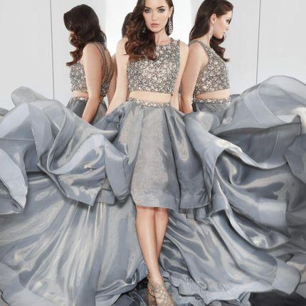 Длинное платье Сандерс (TN)