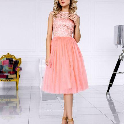 Короткое вечернее платье Лола (FL)