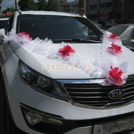 Автомобиль на свадьбу Паркетник