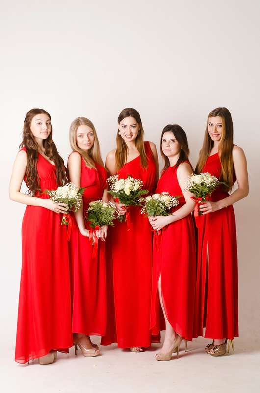 Фото 5241341 в коллекции Аренда платьев для подружек невесты fleur-blanche - Аренда платьев для подружек невесты fleur blanche
