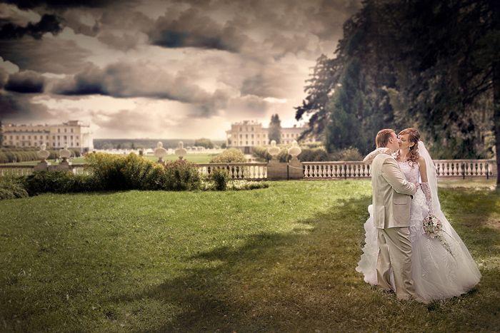 Фото 5247405 в коллекции Свадебная фотосъемка - Фотограф Самуил Гурарий
