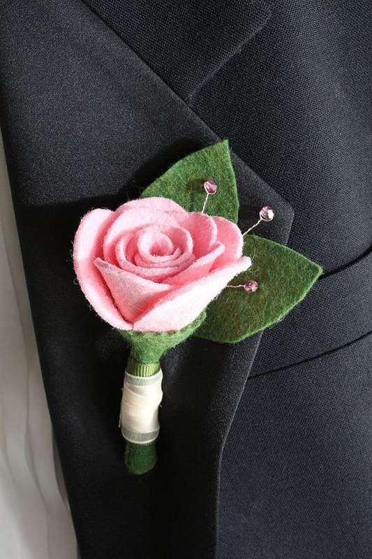 Фото 5294581 в коллекции Фетровая свадьба - Handmade by Tashaflex - аксессуары