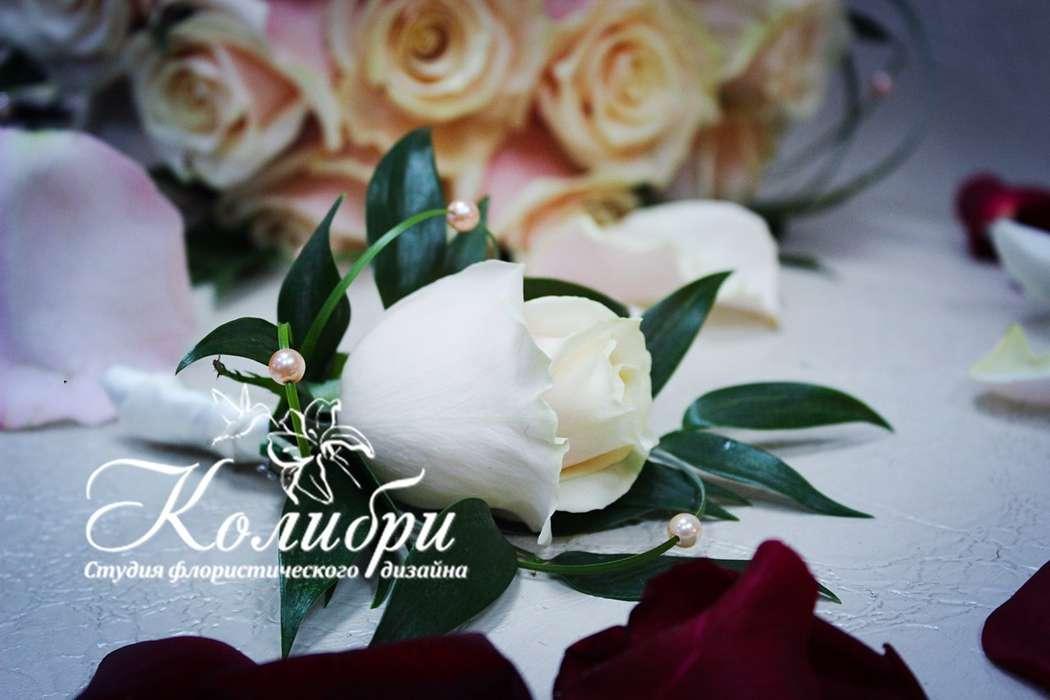 Фото 5330661 в коллекции Букет невесты. Наши работы. - Студия флористического дизайна FloKolibri