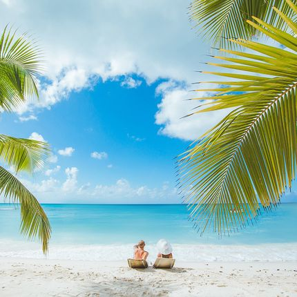Фотосессия Love story на острове Саона