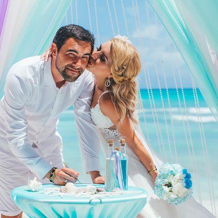 Организация свадьбы на острове Саона + фотосессия