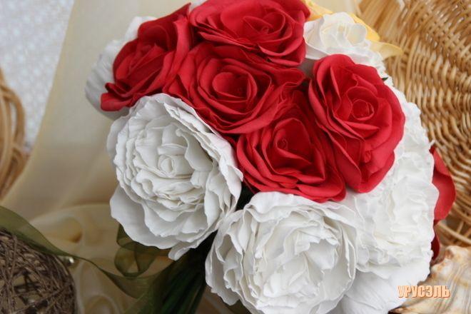 Фото 5372485 в коллекции Свадебный букет - Cвадебный флорист Светлана Урусэль