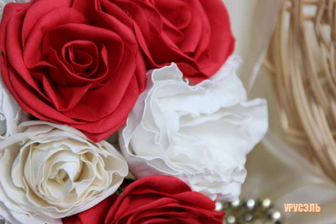 Фото 5372497 в коллекции Свадебный букет - Cвадебный флорист Светлана Урусэль