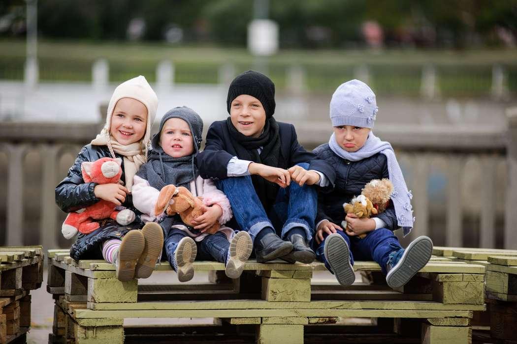 детские фотосесии - фото 1924237 Фотограф Барсуков Сергей