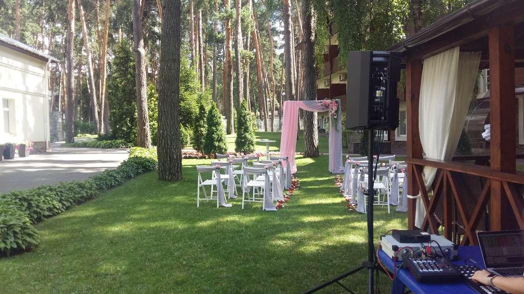 Фото 16312140 в коллекции Техническое обеспечение свадьбы - Рrazdnik - техническое обеспечение