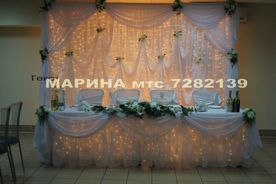 Фото 5429233 в коллекции оформление зала - Гармония цветов - оформление