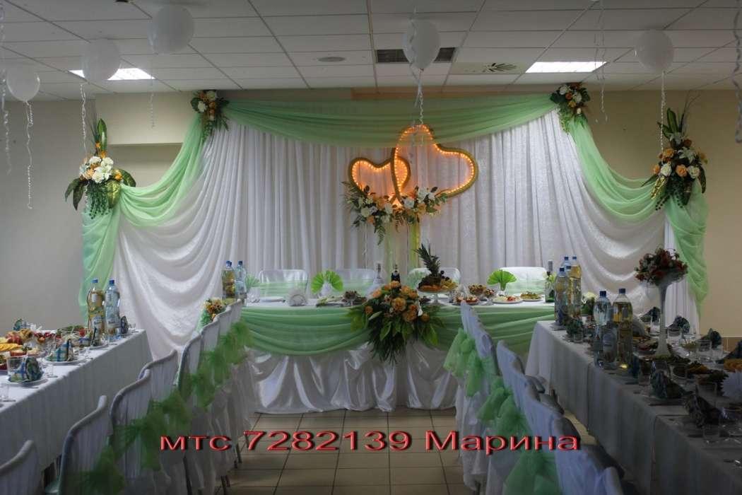 Фото 5429269 в коллекции оформление зала - Гармония цветов - оформление
