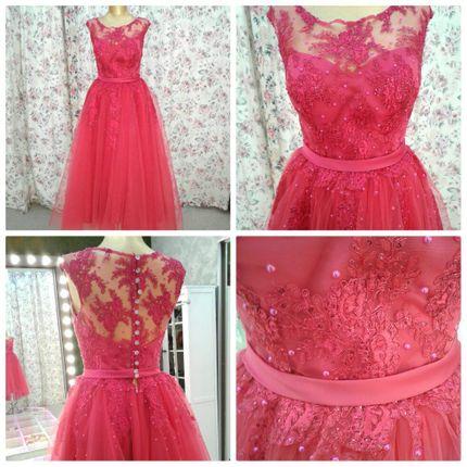 Вечернее платье, модель 0120
