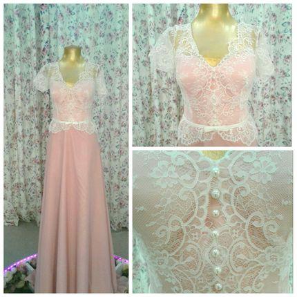 Вечернее платье, модель 0130