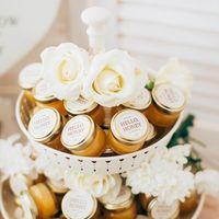 Заказать баночки с мёдом или вареньем для гостей на свадьбу можно на нашем сайте -