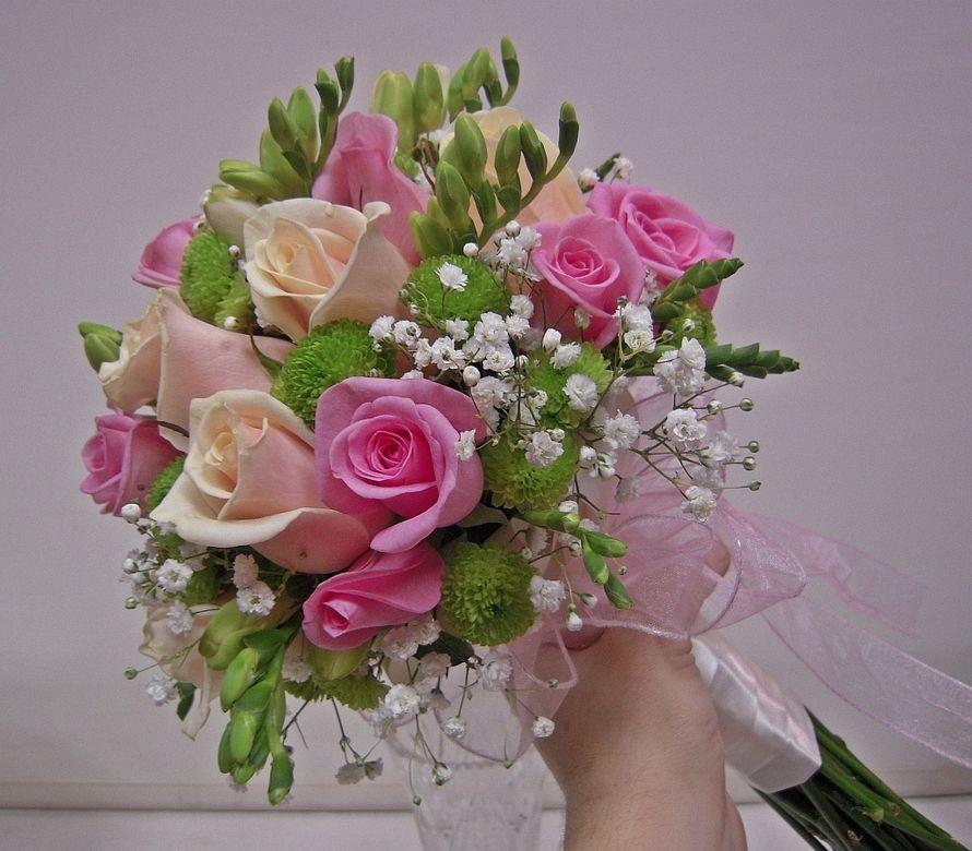 Букет, флористика киев букет невесты 2017