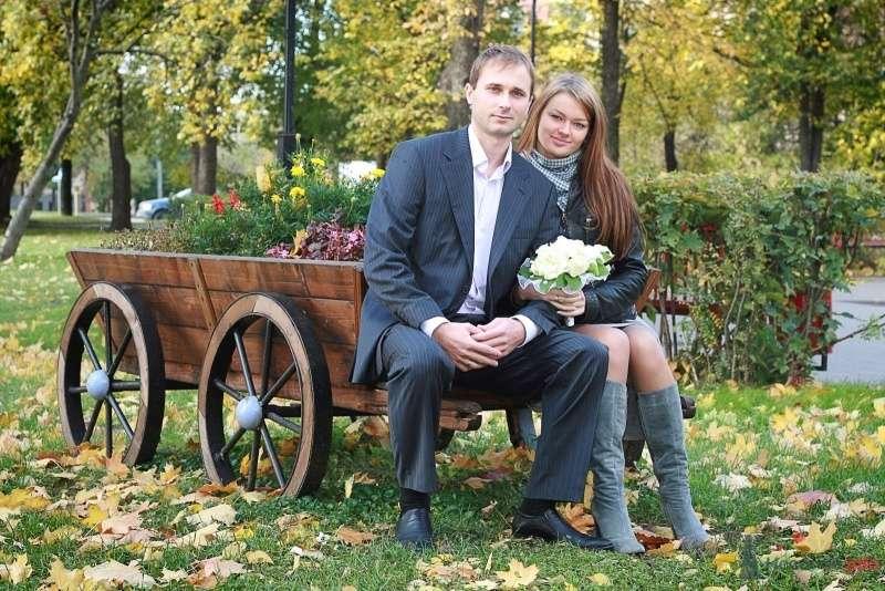 Фото 45783 в коллекции Татьяна и Алексей - Фотограф Настя Лахина