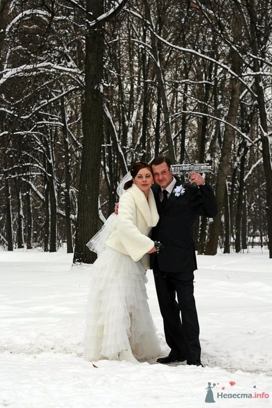 Фото 65585 в коллекции Татьяна и Вадим - Фотограф Настя Лахина