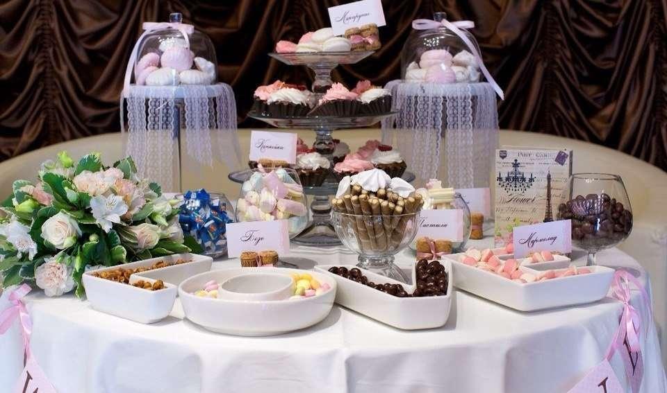 """Candy bar) - фото 5542440 Свадебное агенство """"Особенный день"""""""
