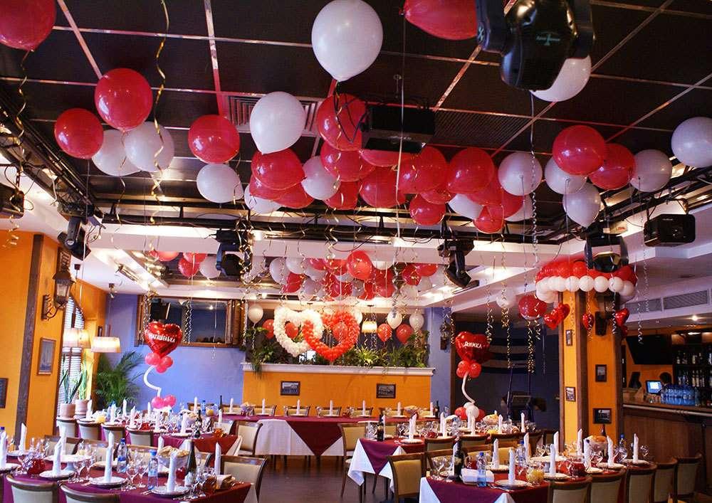 Фото 5603008 в коллекции Портфолио - Шарон - гелиевые шары, оформление залов