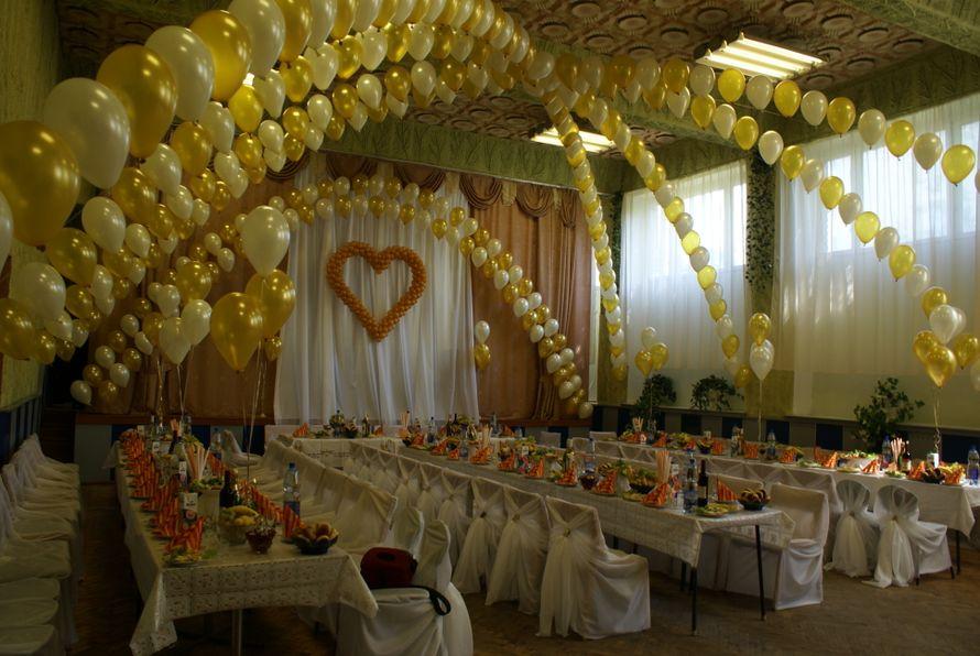 Фото 5603014 в коллекции Портфолио - Шарон - гелиевые шары, оформление залов