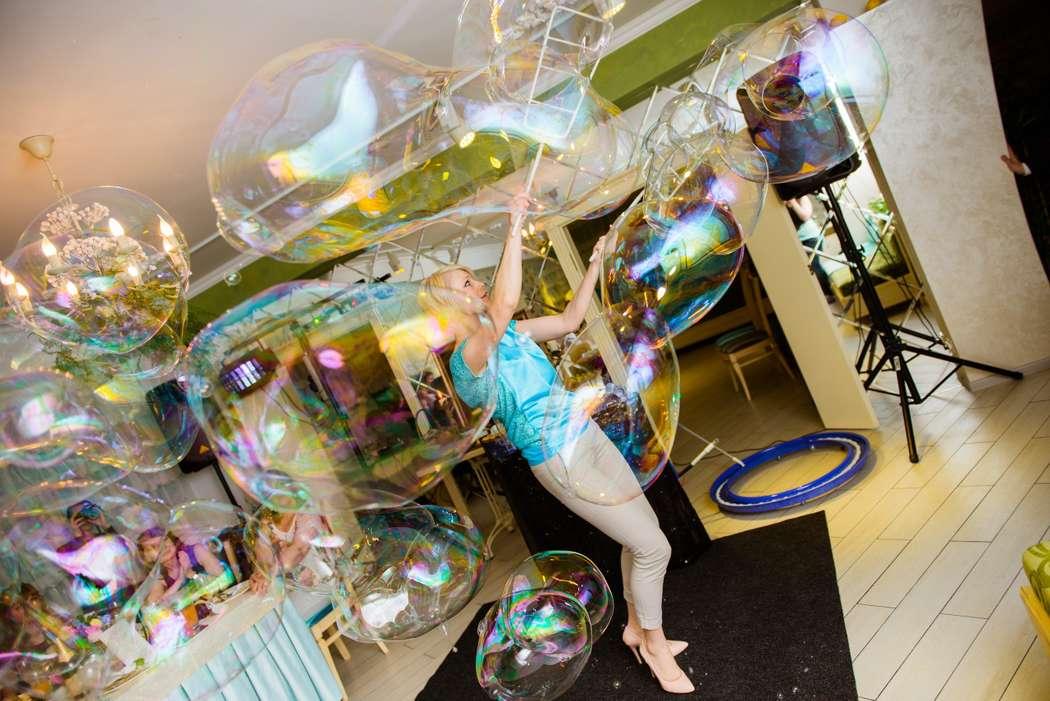 """Фото 5587680 в коллекции Шоу мыльных пузырей - Шоу мыльных пузырей """"Феерия"""""""