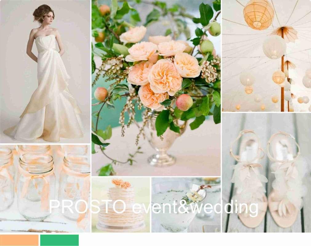 Яблоневый сад - фото 5617890 Свадебное агентство Prosto event and wedding