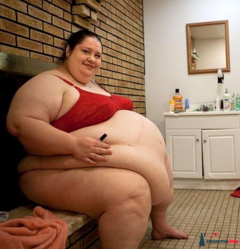 фото толстые раком