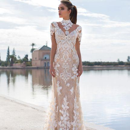 Свадебное платье Lorenzo Rossi Latifa