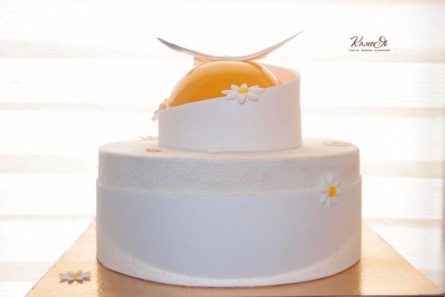 """Фото 11924776 в коллекции торты без мастики..кексы, пирожные, десерты, фигурки.. - """"Камея"""" - торты Ирины Каниной"""