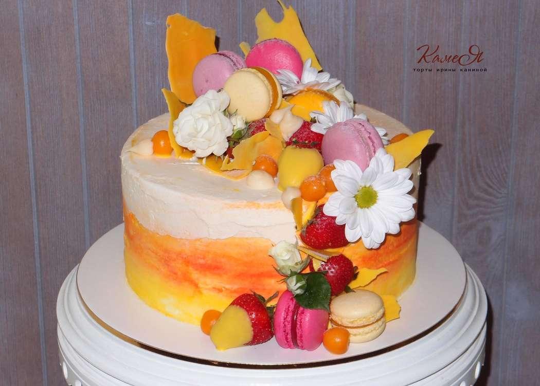 """Фото 11924780 в коллекции торты без мастики..кексы, пирожные, десерты, фигурки.. - """"Камея"""" - торты Ирины Каниной"""