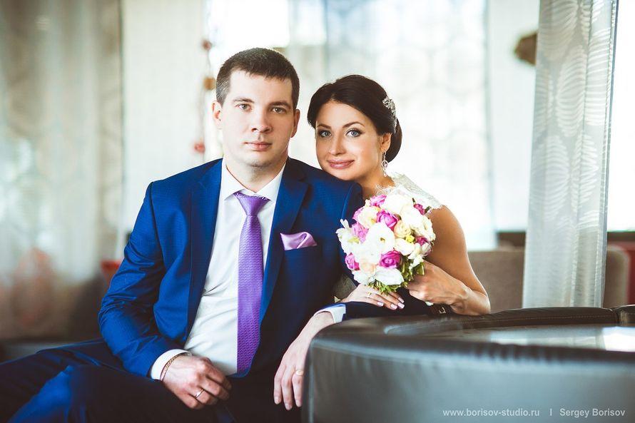 Фотограф - С.Борисов,  8-903-699-2017  Портфолио -   Свадебная фотография -   Мои фотокурсы -  - фото 6146895 Фотограф Сергей Борисов