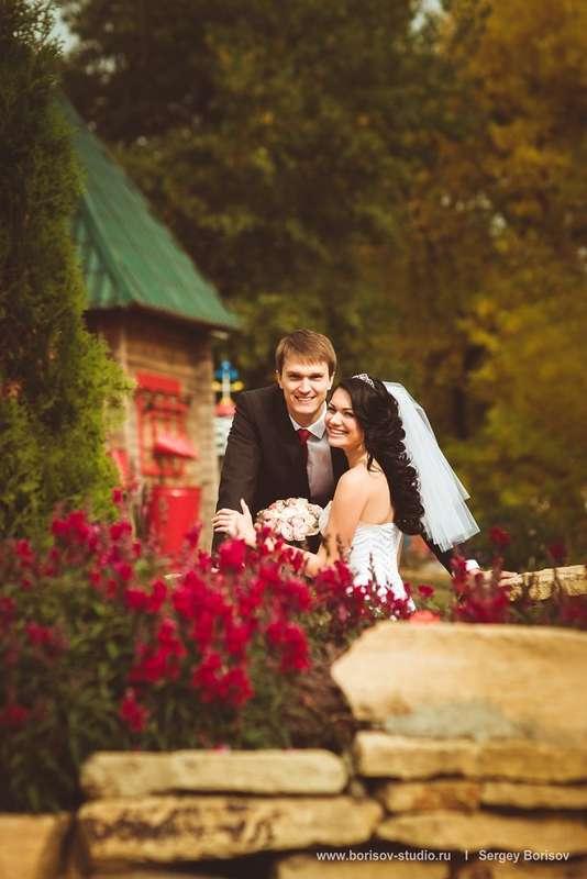 Фотограф - С.Борисов,  8-903-699-2017  Портфолио -   Свадебная фотография -   Мои фотокурсы -  - фото 6147093 Фотограф Сергей Борисов