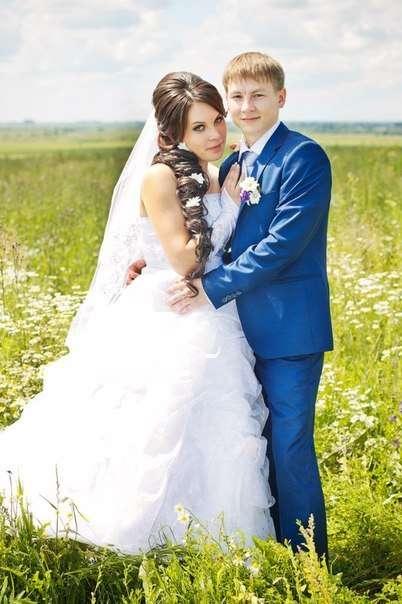 Фото 5679941 в коллекции Свадебные прически - Парикмахер-стилист Валерия Февралёва